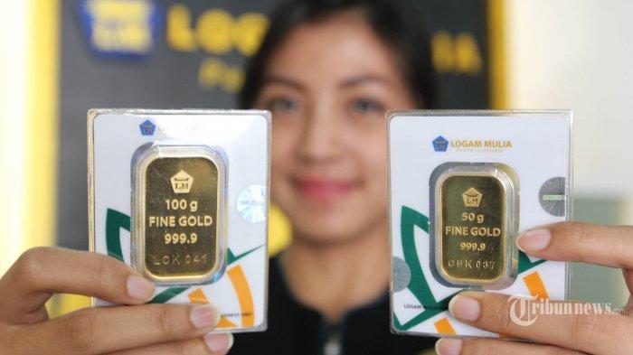 Harga Emas Antam Selasa 9 Juni 2020 Mencapai Rp 875.000 per Gramnya, Berikut Rinciannya