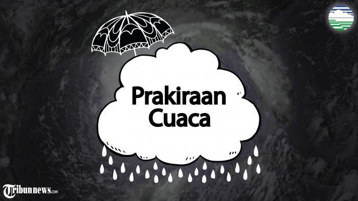 Prakiraan Cuaca BMKG di 33 Kota Besar di Indonesia, Rabu (4/12/2019): Waspada, Jambi Hujan Petir