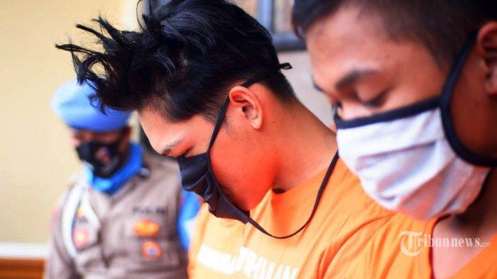Sembunyi di OKI Hingga Ganti Nomor Hp, Pelarian Ferdian Paleka Berakhir di Jalan Tol Merak-Tangerang