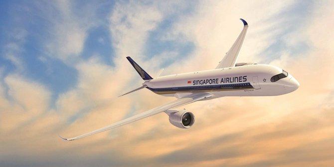 Singapore Airlines Siap Tingkatkan Langkah Kesehatan dan Keselamatan untuk Pelanggan